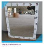 5mm Silk Bildschirm gedruckter silberner Spiegel von Qingdao (SMI-SC1001)