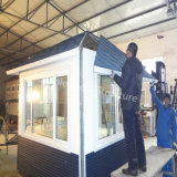 Fácil Movido Prefabricated Light Steel Sentry Box House
