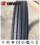 La motocicleta pone un neumático 2.75-17 2.75X18 3.00-18