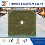 Plaque de filtre de chambre de membrane de traitement des eaux résiduaires de la DZ