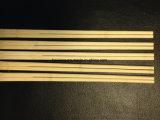 Palillos de bambú desechables impresos personalizados para Sushi