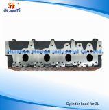 Toyota 3L/2.8 11101-54131를 위한 자동차 부속 실린더 해드 11101-54130 2L/2L2/2lt/5L