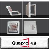 Painel de acesso na parede da arquitetura com isolamento de lã de vidro AP7120