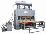熱い販売1200 T 4*8はサイクルのメラミン表面ベニヤをスタックするための熱い出版物機械をショートさせる