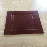 Настраиваемые современной деревянной и ПВХ ламинированные кухня дверцы шкафа электроавтоматики