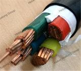 0.6/1kv Cu/PVC/PVC 5X25mm2 5 Kern-Energien-Kabel-elektrisches kabel