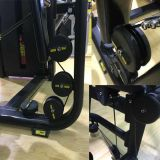Sentado Chest Press comercial de la aptitud Equipo BTM-001