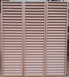 Konkurrenzfähiger Preis-Aluminiumluftschlitz-Fenster