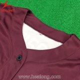 Healongの袖安く3/4は青年メンズ野球のTシャツのジャージをブランクにする