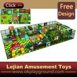 Ce terrain de jeux intérieur doux pour les enfants de l'équipement (T1279-2)