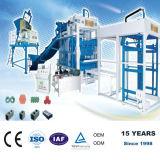 Cemento automática máquina bloquera hueco (QT10)