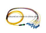 MPO-LC 12cores Faser OptikPatchcord