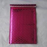 Bolso plástico colorido da bolha da folha de alumínio