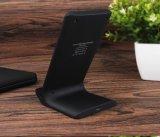 Bobina doble cargador rápido inalámbrico vertical para el iPhone8/X Samsung