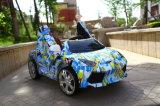Nouveau double Remote-Controlled de pivotement de la porte de voiture voitures électriques pour les enfants