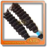 Курчавые продукты волос Remy бразильских волос