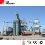 Planta de mistura de tratamento por lotes quente do asfalto de 180 T/H para a construção de estradas