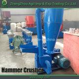 Moinho de martelo da biomassa da alta qualidade para a alimentação de moedura para o gado