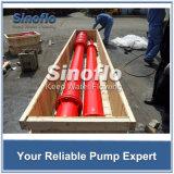 La norma NFPA20 Lineshaft Overhung Motor Diesel Bomba de fuego vertical