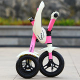 Китай новой модели складные детей в инвалидных колясках ребенка поездка на автомобиле 3 Уилер