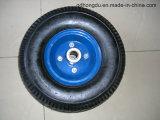 Roda de borracha pneumática de alta qualidade 3.50-4 para venda