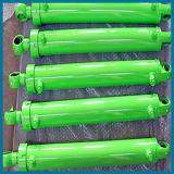 Cilindro hidráulico del equipo pesado