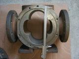 Corpo di pompa del ghisa delle parti del motore da CNC che lavora con l'iso 16949