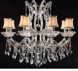 Europäische spezifische Kristallkerze-Lampe (AQ-90907/8+1)