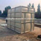 Los tanques de agua de la fibra de vidrio