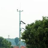 Передача мощности Monopole с монитором для движения по автостраде