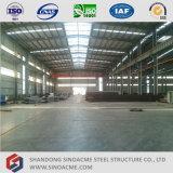 Sinoacmeは金属フレームの構造の研修会を組立て式に作った