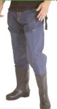 Trampoliere dell'anca del PVC del rivestimento della maglia degli uomini