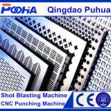 Машина CNC механика стальной плиты пробивая