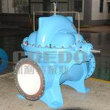 Pompa spaccata di caso per circolazione dell'acqua