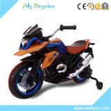 Vehículo eléctrico de la moto de la motocicleta de los deportes de los cabritos de Opreated de la batería/del cargador de la manera