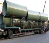 Tubos de Drenagem Industrial/Tubo Plástico reforçado de protecção contra incêndio