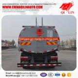 탄소 강철/스테인리스 선택적인 연료 유조 트럭