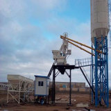Concrete het Groeperen van het Type van Lift van de vultrechter Installatie (Hzs75)