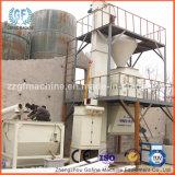自動乾燥した乳鉢の生産ライン