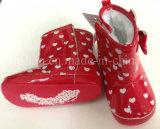 Bottes de pluie de mode pour bébés filles 2301