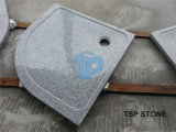 Panneau en pierre de douche de bordure de baquet de granit