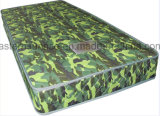 Fabrik-Angebot komprimierte kontinuierliche Sprung-Matratze für die Schlafzimmer kundenspezifische erhältliche Größe