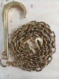 Цепь соединения с крюком на обоих конец
