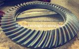 Сплав тяжелого инженерства большой выковал конические зубчатые колеса Steeel