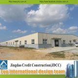 Estructura de acero almacén taller de diseño, fabricación e instalación