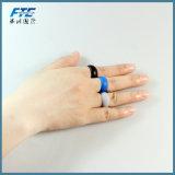 Anello di barretta Premium del silicone di cerimonia nuziale del commercio all'ingrosso di qualità
