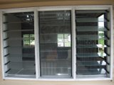 Lumbrera Windows del PVC del vidrio Tempered hecho en China