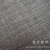 L'Imitation de toile de lin flocage de traitement pour un canapé