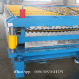 Roulis de double couche de Haixing formant la machine