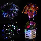 3AA bateria operada LED Copper Wire String Lights